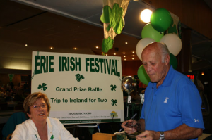 Erie Irish Festival Raffle