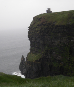 Atlantic Ocean + Cliffs of Moher